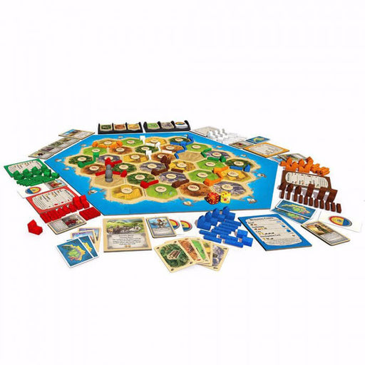 Catan (5th ed) 25th Anniversary