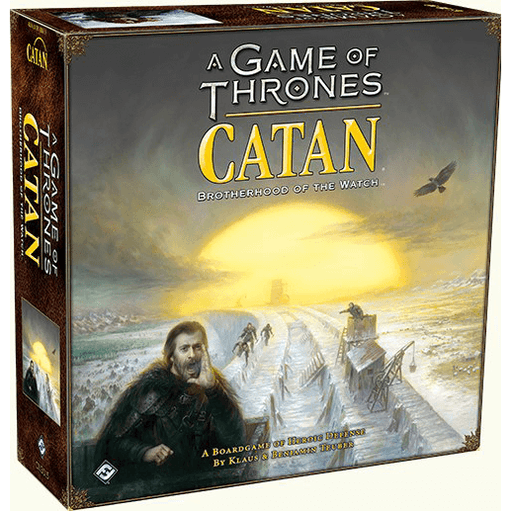 Catan Game of Thrones : Brotherhood of the Watch