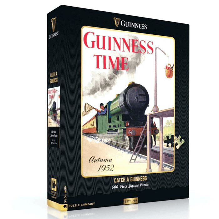 Puzzle (500pc) Guinness : Catch a Guinness