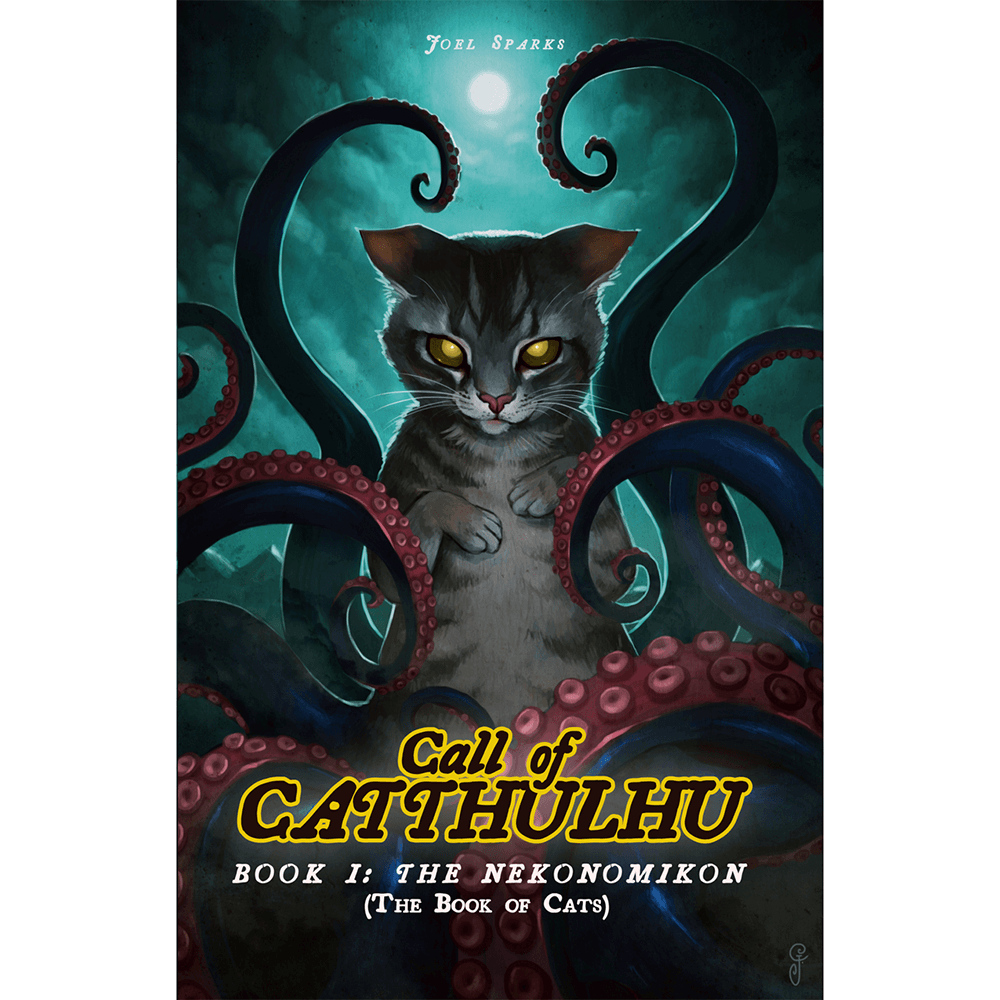Cats of Catthulhu : Book I