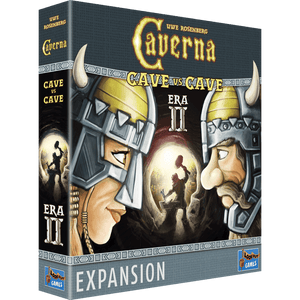 Caverna Cave vs. Cave Expansion : Era II