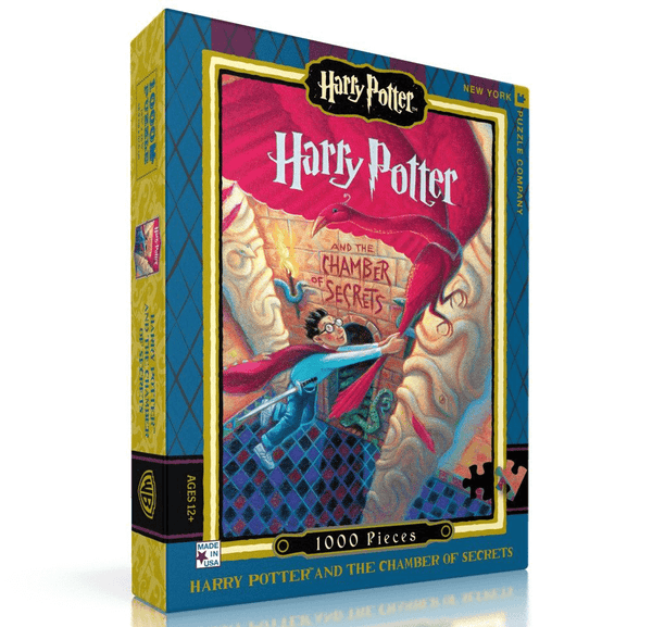 Puzzle (1000pc) Harry Potter : Chamber of Secrets