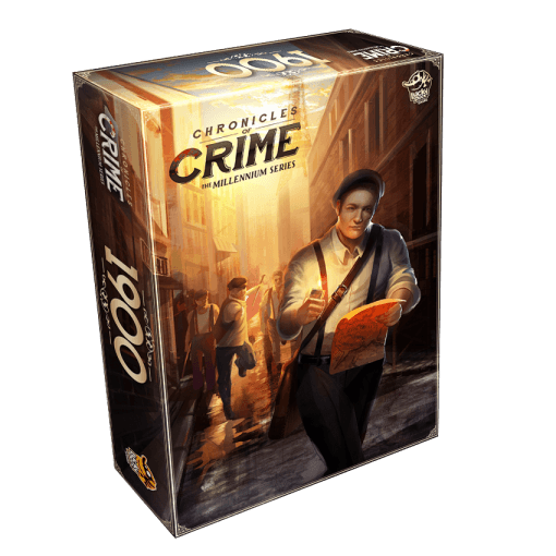 Chronicles of Crime : 1900