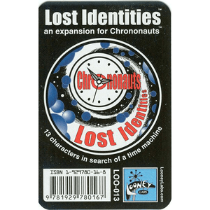 Chrononauts Booster : Lost Identities
