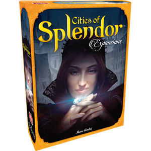 Splendor Expansion : Cities of Splendor