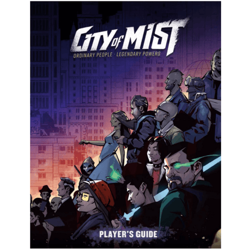 City of Mist Player's Guide