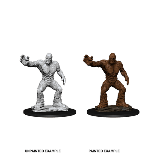 Mini - D&D Nolzur's Marvelous : Clay Golem