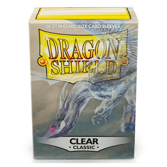 Sleeves Dragon Shield (100ct) Clear