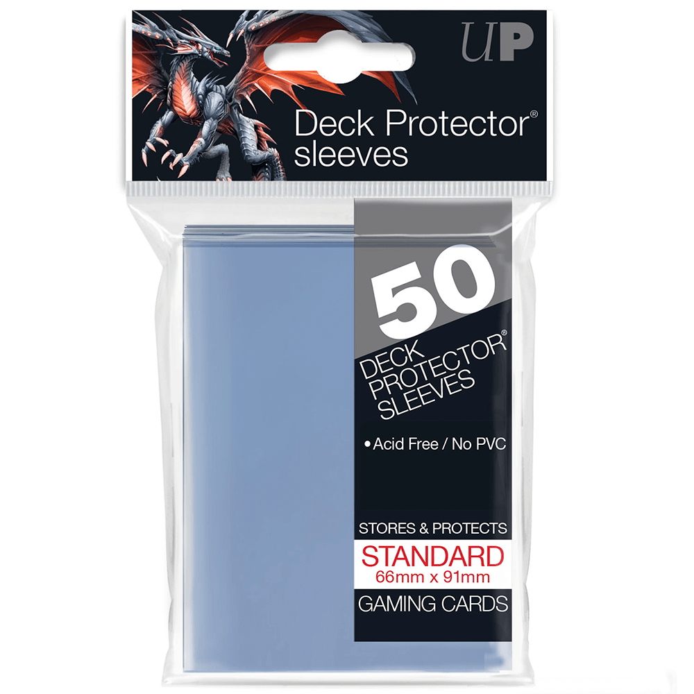 Sleeves Ultra Pro (50ct) Clear