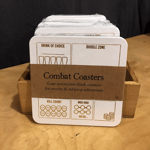 Combat Coaster Set (6ct)