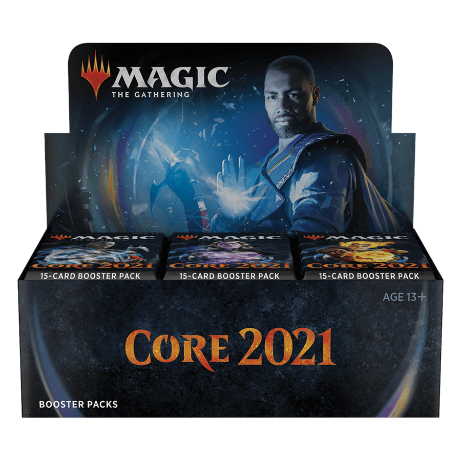MTG Booster Box Draft (36ct) Core Set 2021 (M21)