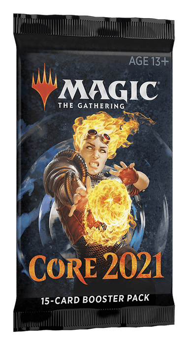 MTG Booster Pack Draft : Core Set 2021 (M21)