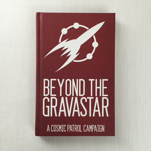 Cosmic Patrol Campaign : Beyond the Gravastar