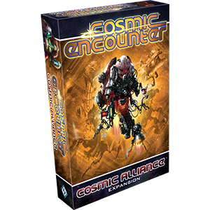 Cosmic Encounter Expansion : Cosmic Alliance