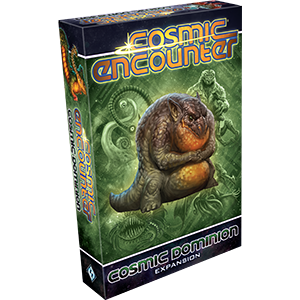 Cosmic Encounter Expansion : Cosmic Dominion
