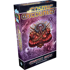 Cosmic Encounter Expansion : Cosmic Eons