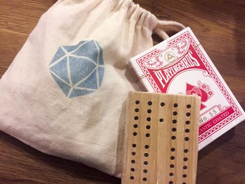 Cribbage & More 20ss Travel Set