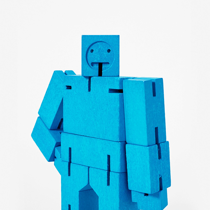Cubebot - Micro : Blue