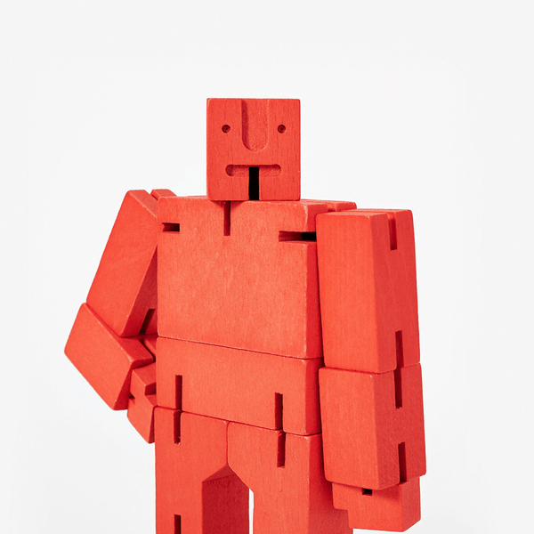 Cubebot - Micro : Red