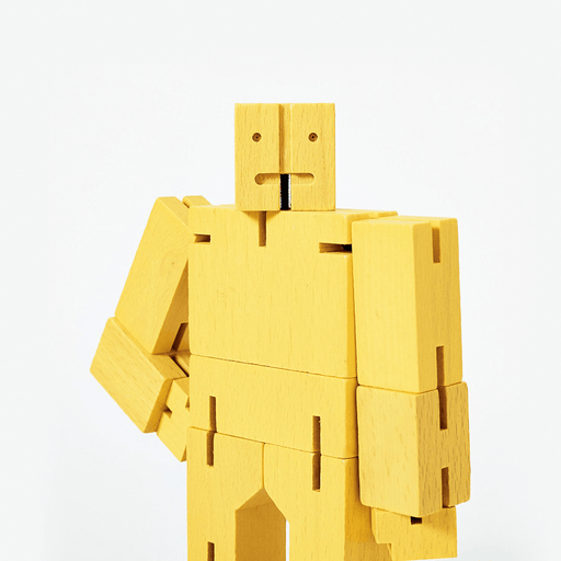 Cubebot - Micro : Yellow