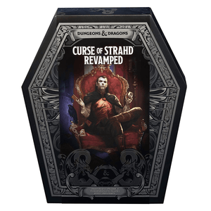 D&D (5e) Curse of Strahd Revamped
