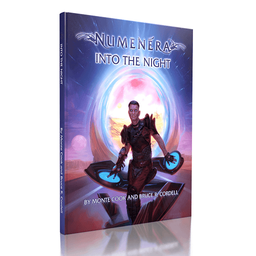 Cypher System Numenera Into the Night
