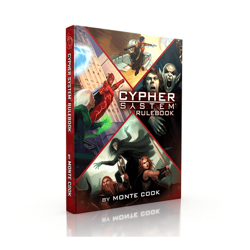 Cypher System Core Rulebook