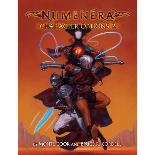 Cypher System Numenera Character Options 2