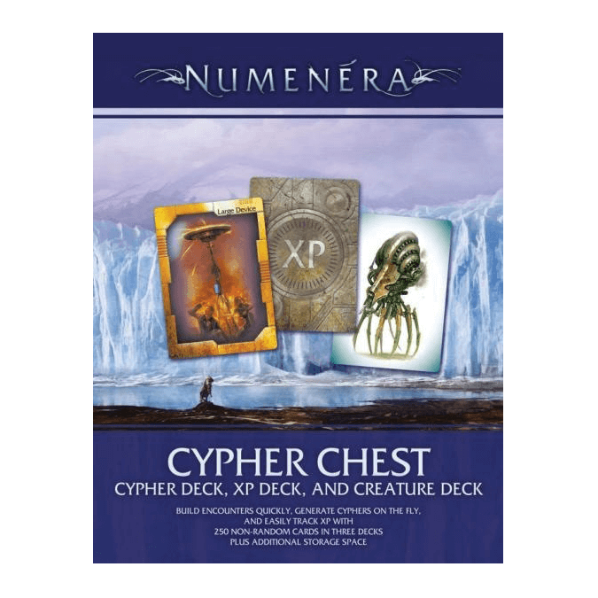Cypher System Numenera Cypher Chest