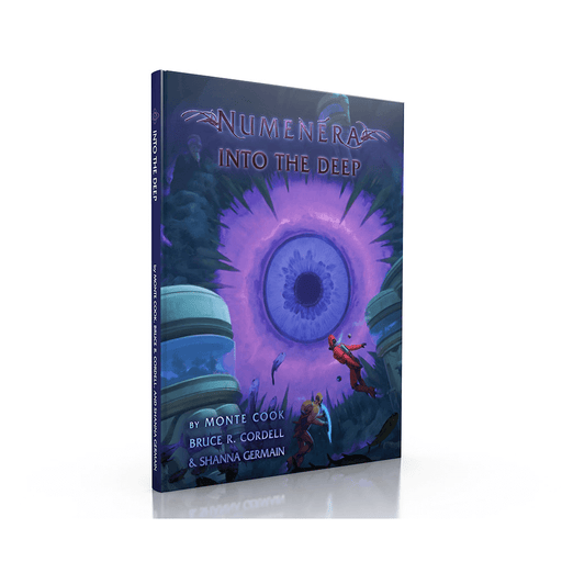 Cypher System Numenera Into the Deep