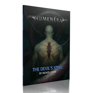 Cypher System Numenera Module : Devil's Spine