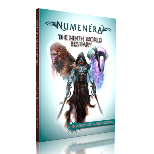 Cypher System Numenera Ninth World Bestiary