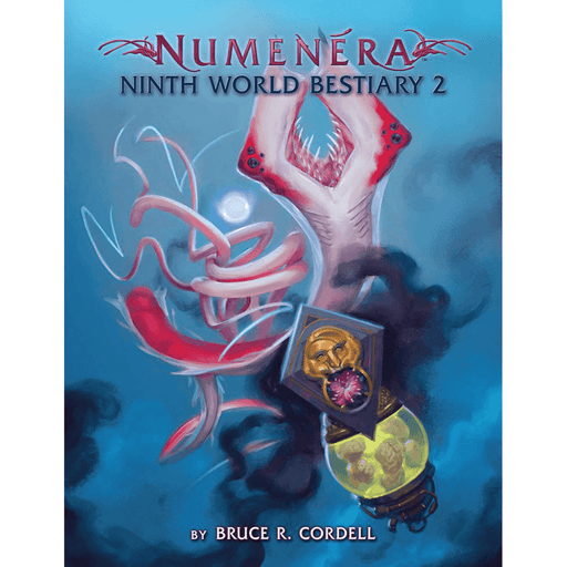 Cypher System Numenera Ninth World Bestiary 2