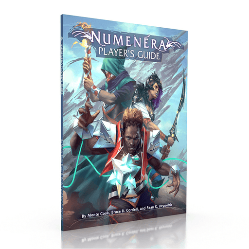 Cypher System Numenera Player's Guide