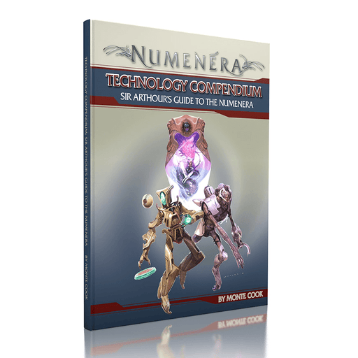 Cypher System Numenera Technology Compendium