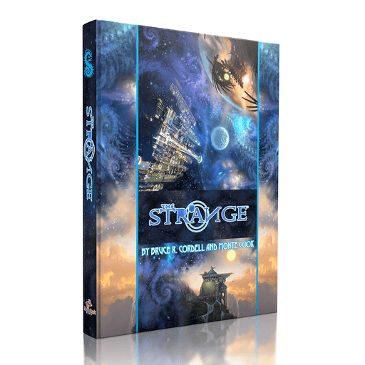 Cypher System The Strange Core Rulebook