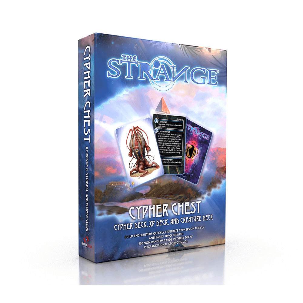 Cypher System The Strange Cypher Chest
