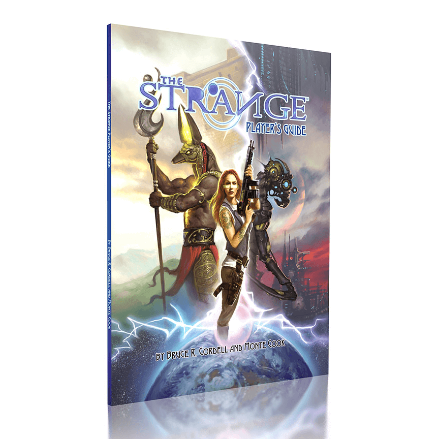 Cypher System The Strange Player's Guide