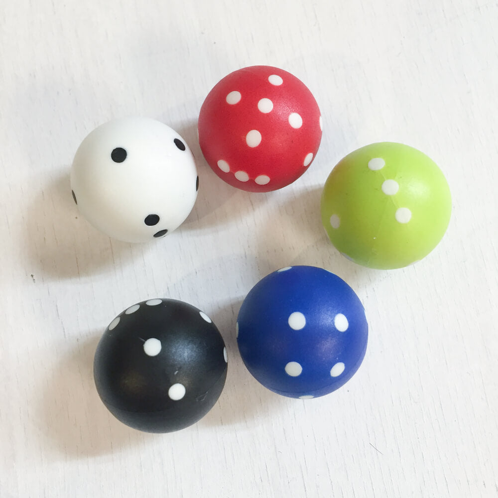 Polyhedral Dice d6 (20mm) Round