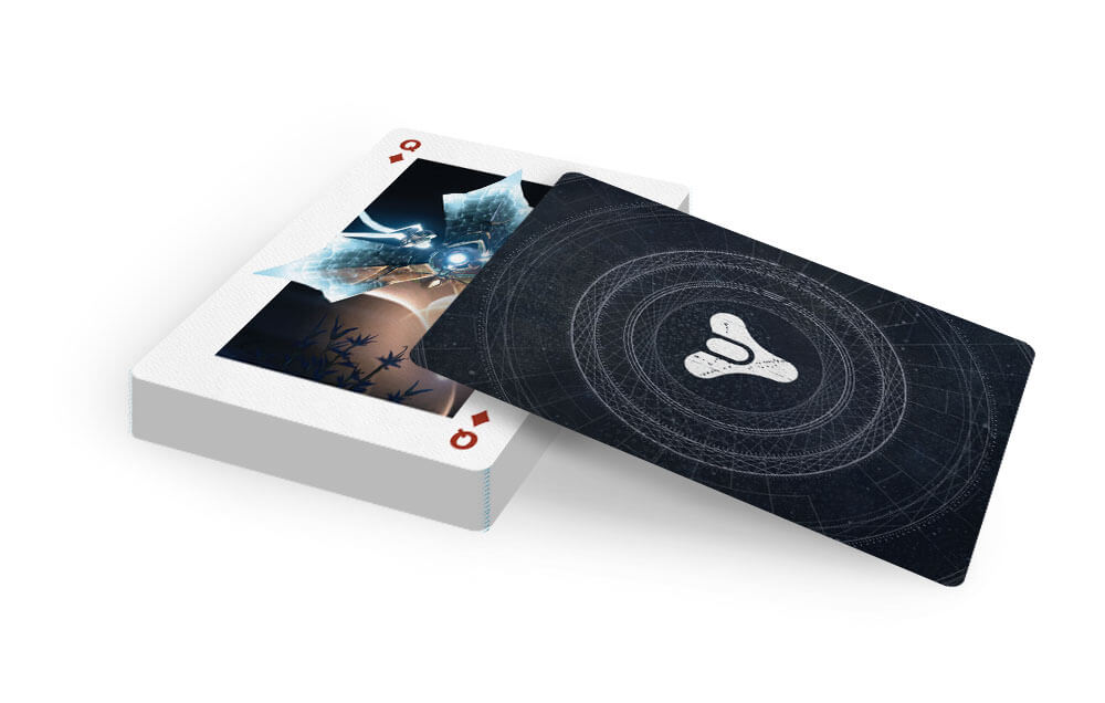 Playing Cards Destiny