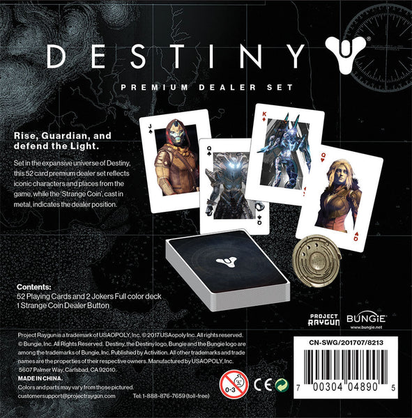 Dealer Set Destiny