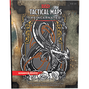 D&D (5e) Tactical Maps Reincarnated