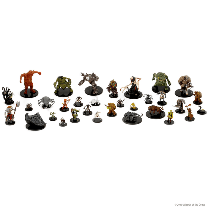 Mini - D&D Icons of the Realms Booster : Volo's and Mordenkainen's Foes