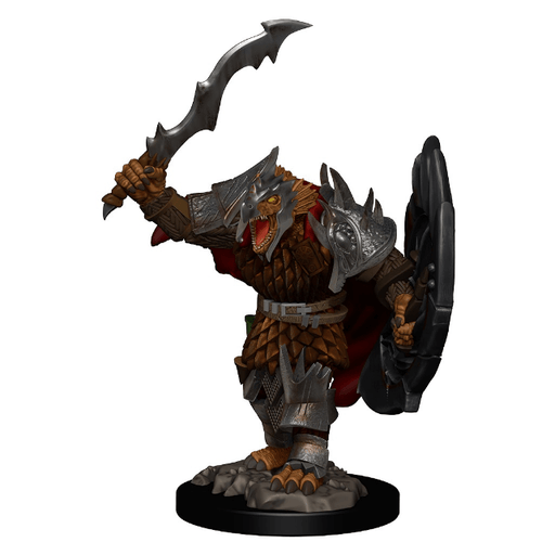 Mini - D&D Icons of the Realms Premium : Dragonborn Fighter (Male)