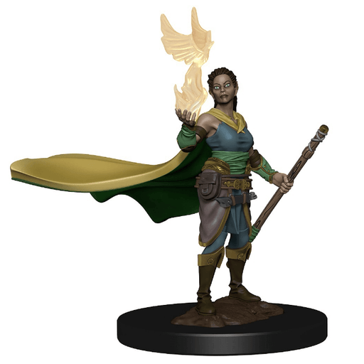 Mini - D&D Icons of the Realms Premium : Elf Druid (Female)