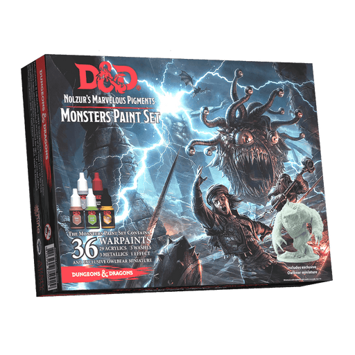 D&D Nolzur's Marvelous Pigments : Monster Paint Set