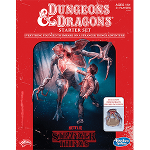 D&D (5e) Starter Set : Stranger Things