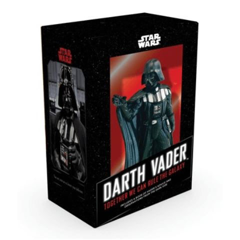 Wisdom Box Darth Vader Together We Rule