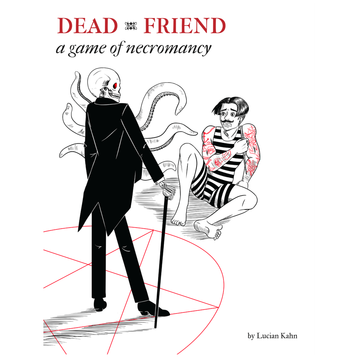 Dead Friend a Game of Necromancy