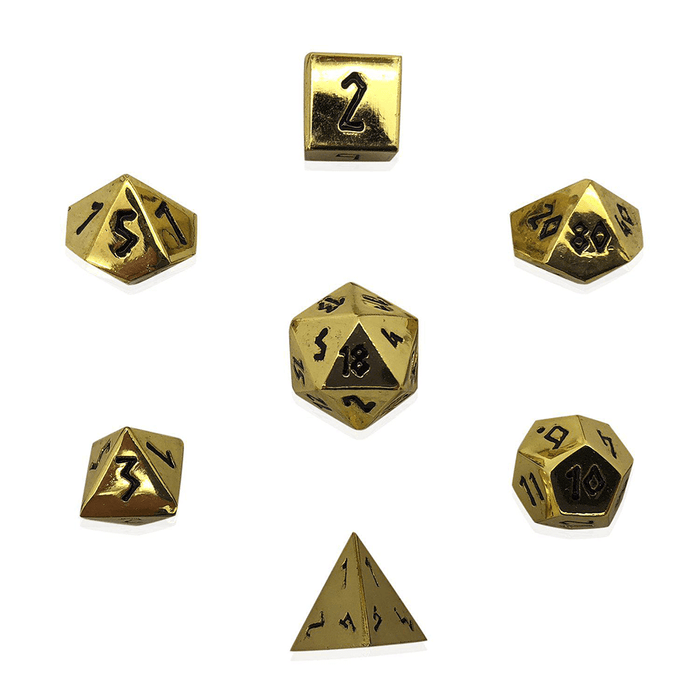 Dice 7 Set Metal Pebble 10mm Dead Mans Gold Twenty Sided Store Norse foundry existing user promo code. twenty sided store
